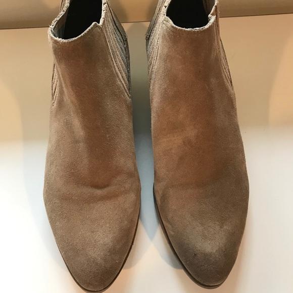 Crown Vintage Shoes - Crown Vintage Distressed Bootie